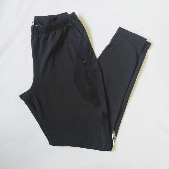 5f13254d31701 REI Pants | Black Workout Leggings Medium | Poshmark